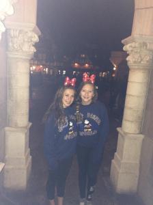 Penn and Ally Miney Ears